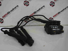 Renault Twingo 2007-2011 1.2 16v Ignition Coil Pack  Leads D4F 772 8200702693