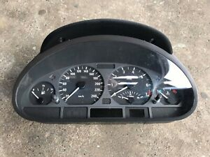 BMW E46 3 SERIES 99-06 AUTO INSTRUMENT CLUSTER
