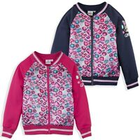 Character Disney Padded Coat Jacket Girls Pink UK Size 9-10 Years *REF93