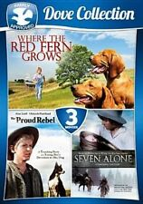 3 -movie Family Dove Collection 1 DVD