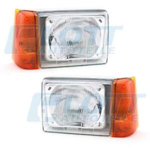 Hauptscheinwerfer links & rechts für FIAT PANDA (141_) 01/86-12/93