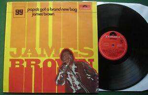 James Brown Papa's Got A Brand New Bag inc Have Mercy Baby + 2334 009 LP