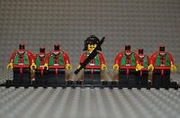 Lego Figuren Konvolut cas053 Ninja - Robber aus Sets 6088 4805 6033 etc.