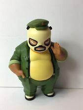 Muttpop El Panda Lucha Toy