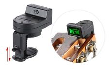Joyo Micro Headstock Guitar Tuner, Clip on tuner for Electric, Acoustic, Bass