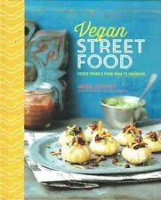 Vegan Street Food by Jackie Kearney NEW Hardback