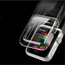 Coque de protection souple Intégrale Apple Watch 42mm S2 S3 NEUF protège l'écran
