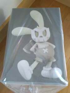 """Superplastic Chop Chop Lights Out Glow In the Dark 10"""" Vinyl Figure By Guggimon"""