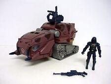 GI JOE COBRA HISS IV Figura de acción vehículo Complete w/ neo viper 2002
