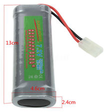 7.2V 5300mAH NiMH NI-MH Rechargeable Battery Pack For RC Car Truck Models Toys