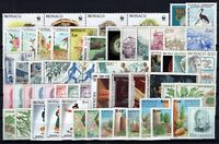 AG138572/ MONACO / COMPLETE YEAR 1991 MINT MNH CV 168 $