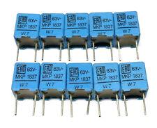 5 Stück MKP Filmkondensatoren 39 nF / 63 V (M0678)