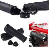 White EndZone BMX Bikes Grips VEXK 155MM Scooters Bicycles