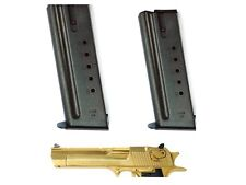 2 Pack DESERT EAGLE FULL SIZE Magazines Mag 7RD OEM Magazine 44 Magnum Research