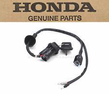 New Genuine Honda Ignition Key Switch 85-87 TRX250 Fourtrax Shaftdrive Model#F58
