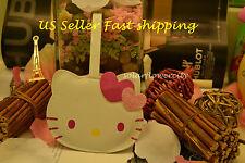 New Hello Kitty Kawaii Travel Baggage Luggage Tag Card Badge Holder