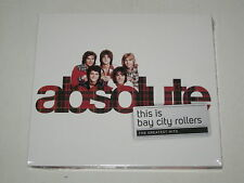 BAY CITY ROLLERS / This Is Bay City Rollers (Arista/88725461212) CD Album NEW