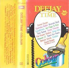 Deejay Time Colour Cassette Bronski Beat Eurythmics Power Station David Bowie
