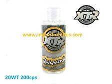 Silicona de amortiguador 20WT / 200Cst 150ML. XTR Ronnefalk Edition