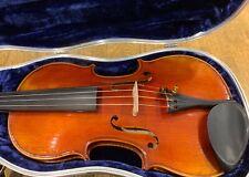 Beautiful Kenneth Warren & Son Violin 1953 with Hard Case