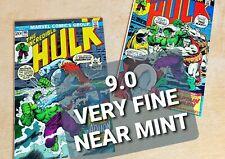 INCREDIBLE HULK #164 #165 Captain Omen**Trimpe/Englehart Marvel Comic Books 1973