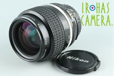 Nikon Nikkor 35mm F/1.4 Ais Lens #26273 I1