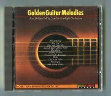 Golden Guitar Melodies  cd  © 1987 ALEX BOLLARD & London Starlight Orchestra