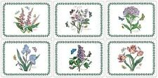 Pimpernel Botanic Garden table mats Place mats and Coasters set of 6