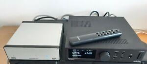Audiolab M-DAC + remote + MCRU LDA Linear power supply