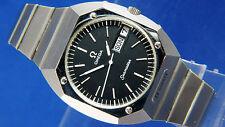 Vintage Omega Seamaster Mariner Megaquartz Electronic 32 KHz Watch NOS 1970s