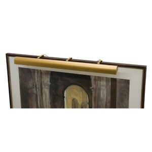 """House of Troy Traditional 36"""" Gold Picture Light - T36-1"""
