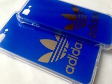 Blue Hard Plastic Adidas  Logo Phone Cases for iPhone 6Plus/6S Plus