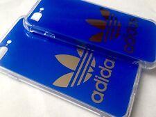 Blue Hard Plastic Adidas  Logo Phone Cases for iPhone 6Plus/6S Plus
