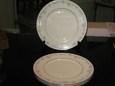 LOT OF FOUR (4) ROYAL DOULTON ANGELIQUE DINNER PLATES