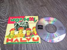NORMAAL - H.A.L.V.U. HALVU * RARE 2 TRACK CD SINGLE 1991 *