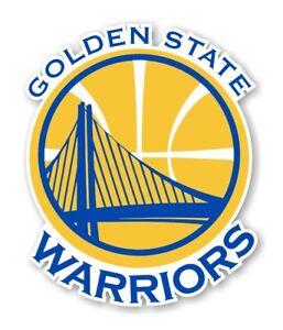 Golden State Warriors   Decal / Sticker Die cut