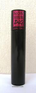 Lancome Monsieur Big Mascara 2ml Mini Size  01 - Big Is The New Black u/b
