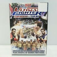 UFC Presents The Ultimate Fighter Team Nigueira vs. Team Mir DVD Series NEW