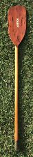"""Vintage Folbot Wooden Paddle / Oar - 55"""" - From Folbot Auction"""