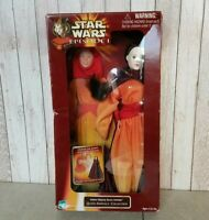 "Hasbro Toys ~ STAR WARS EPISODE 1 ~ HIDDEN QUEEN AMIDALA ~ 12"" Doll ~ Boxed"