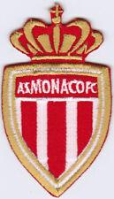 Ligue 1 AS Association Sportive de Monaco Football Club FC French League Patch