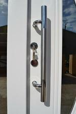 Nr.2,  Wohnungstür Haus-Eingangs-Türen Exklusiv Tür Türen 1,00x2,10m Sicher weiß
