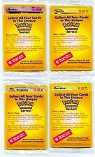 Pokemon 1st Movie Sealed WOTC Yellow Covers Mewtwo Pikachu Dragonite Electabizz