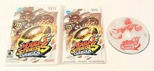 Mario Strikers Charged (Nintendo Wii, 2007) COMPLETE + TESTED + FREE SHIPPING