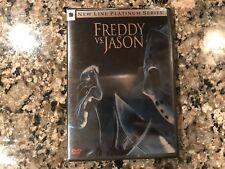 Freddy Vs Jason 2-Disc Dvd! Awesome 2003 Slasher! (See) Jason X