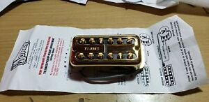 N.O.S. TV Jones gold Classic neck pickup for Gretsch Gibson