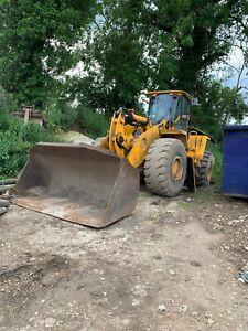 Jcb 456 Loading Shovel