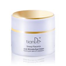 Sheep Placenta Anti-wrinkle Eye Cream For 35+ Anti Aging Effect Tiande 50g