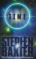 Stephen Baxter-Time Book.ISBN 0006511821.Science Fiction.1999/2000 Voyager.