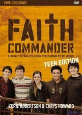 Faith Commander : Living Five Values from the Parables of Jesus by Chrys...